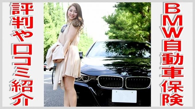 BMW 自動車 保険 評判 サムネイル
