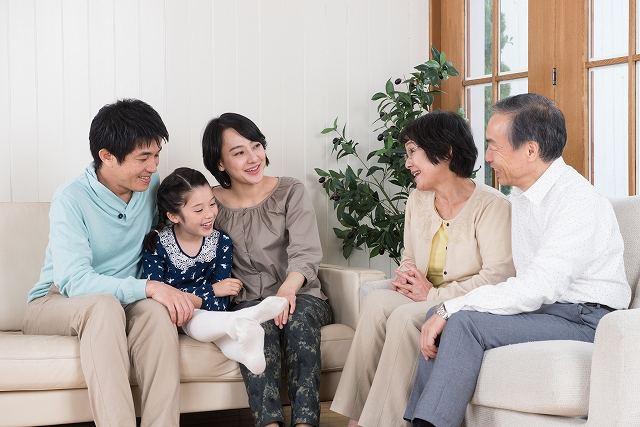 医療保険 親にかける 二世帯