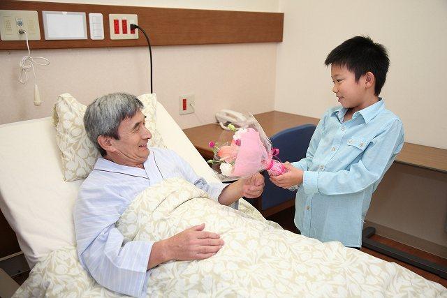医療保険 親にかける 入院2